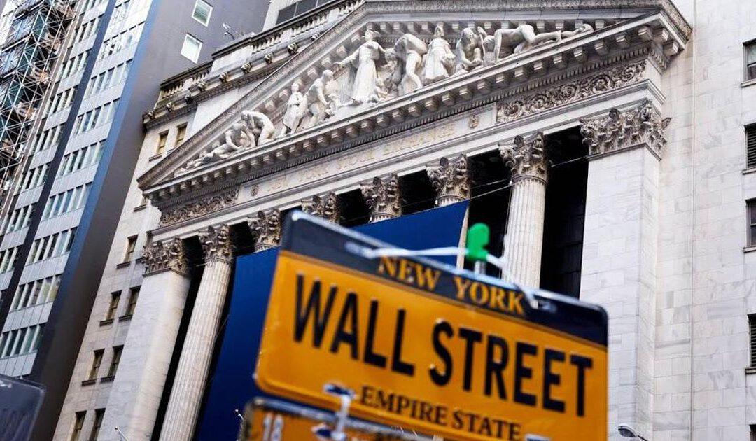 Wall Street onderuit na sluiting scholen