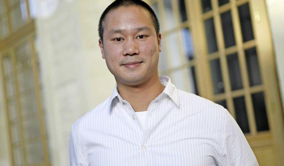 Profiel: management-icoon Tony Hsieh van Zappos overleden
