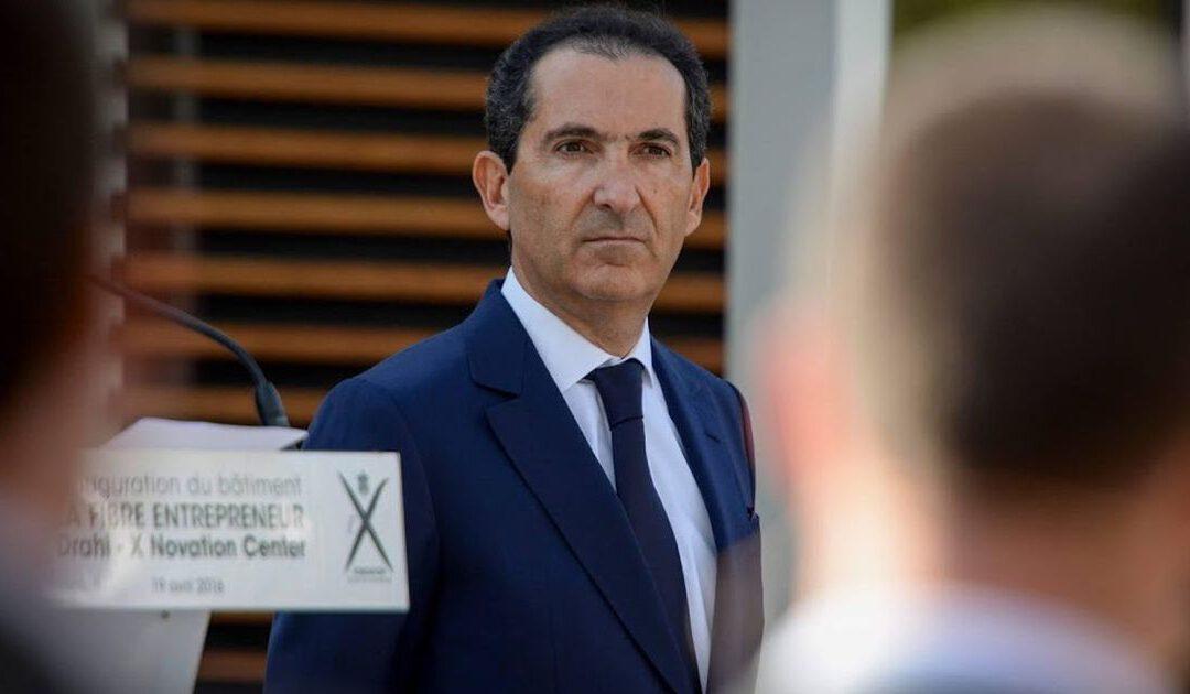 Oprichter Drahi doet formeel bod op Altice Europe