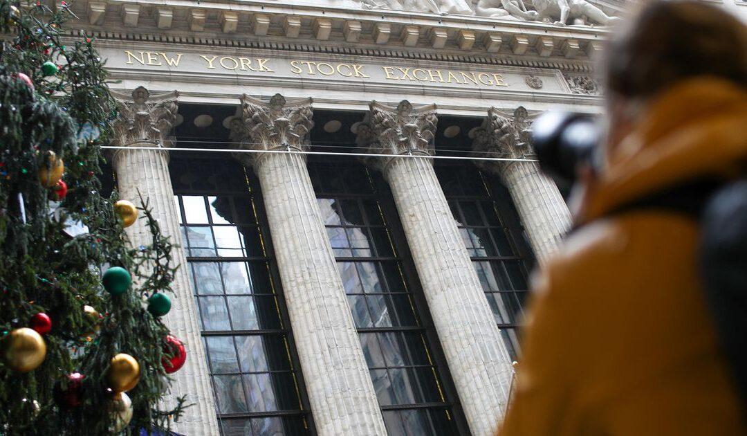 Wall Street met winst richting feestdagen
