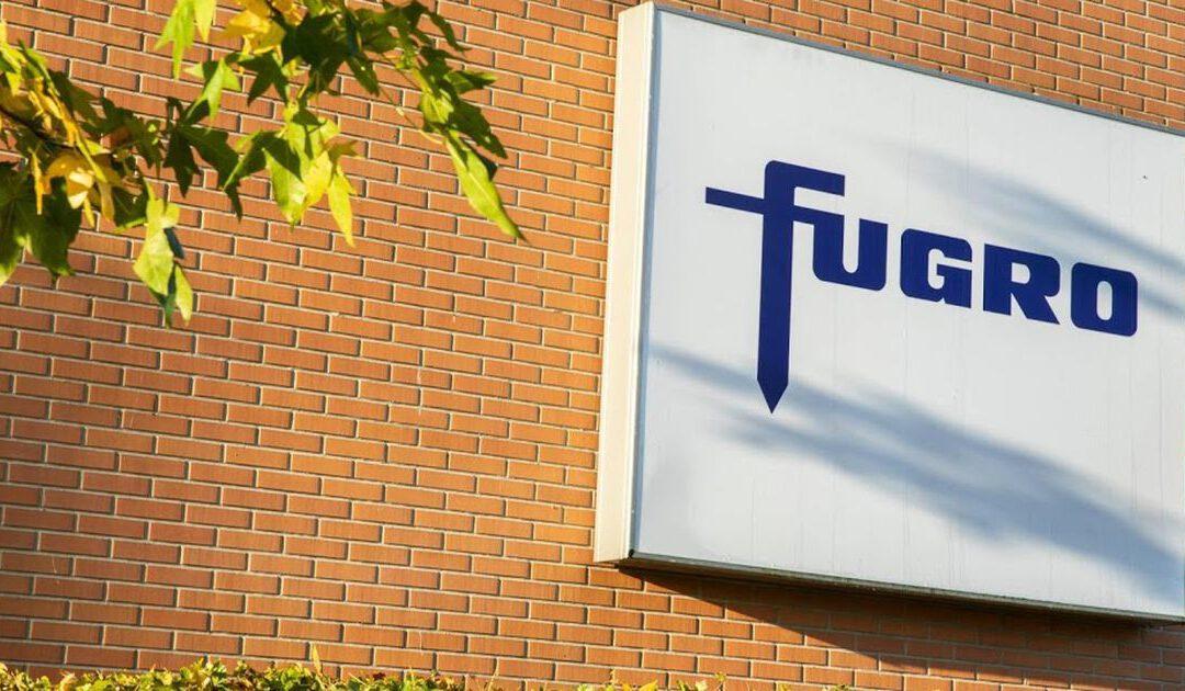 Fugro plaatst ook resterende stukken voor claimemissie