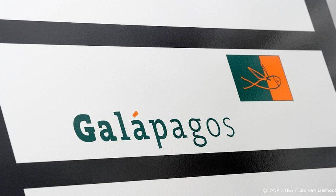 Galapagos geeft aandelen uit na uitoefening warrants