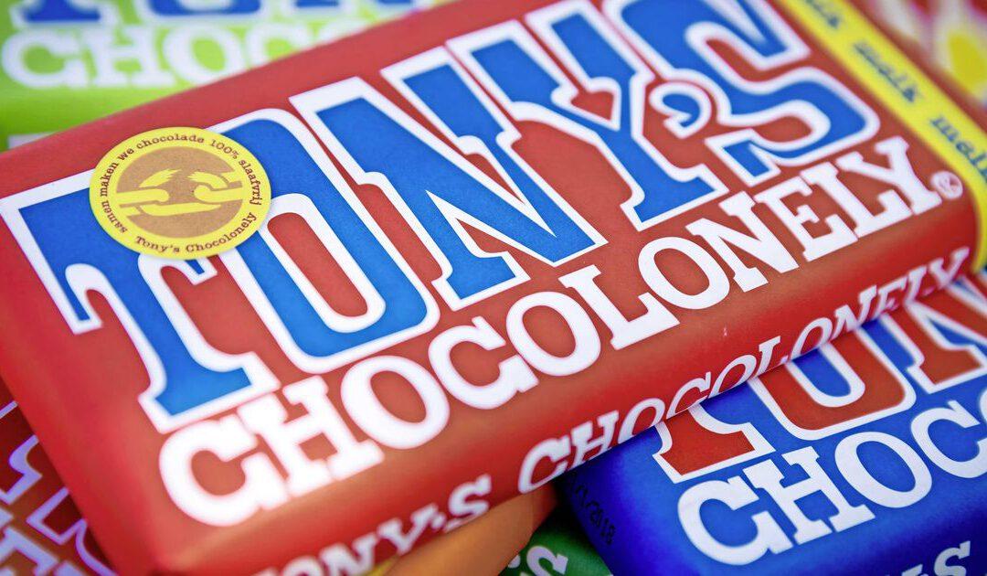 Tony's Chocolonely laat groei zien in coronatijd