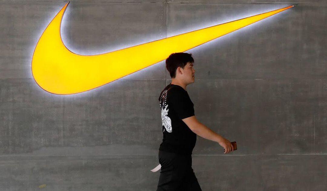 Sportmerk Nike doet goede zaken met online verkoop