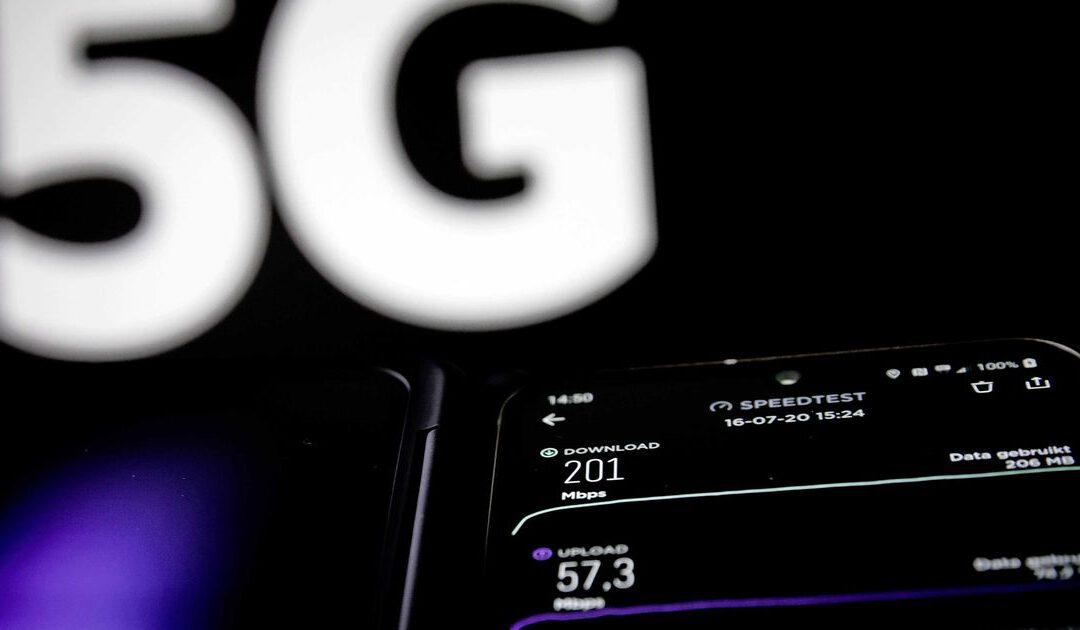 KPN snelste in eerste meting 5G netwerk