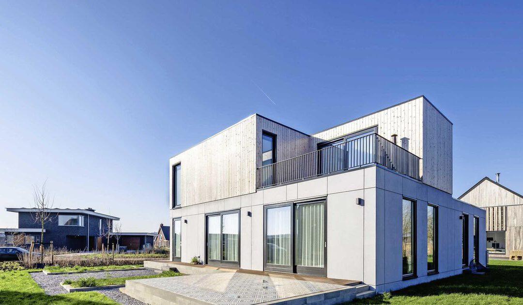 Huis als Ikea-bouwpakket tegen woningnood