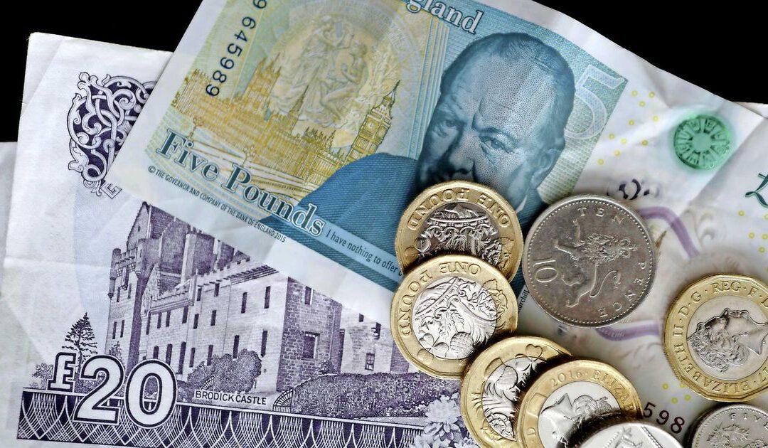 Britse pond zakt weg om zorgen Brexit-deal