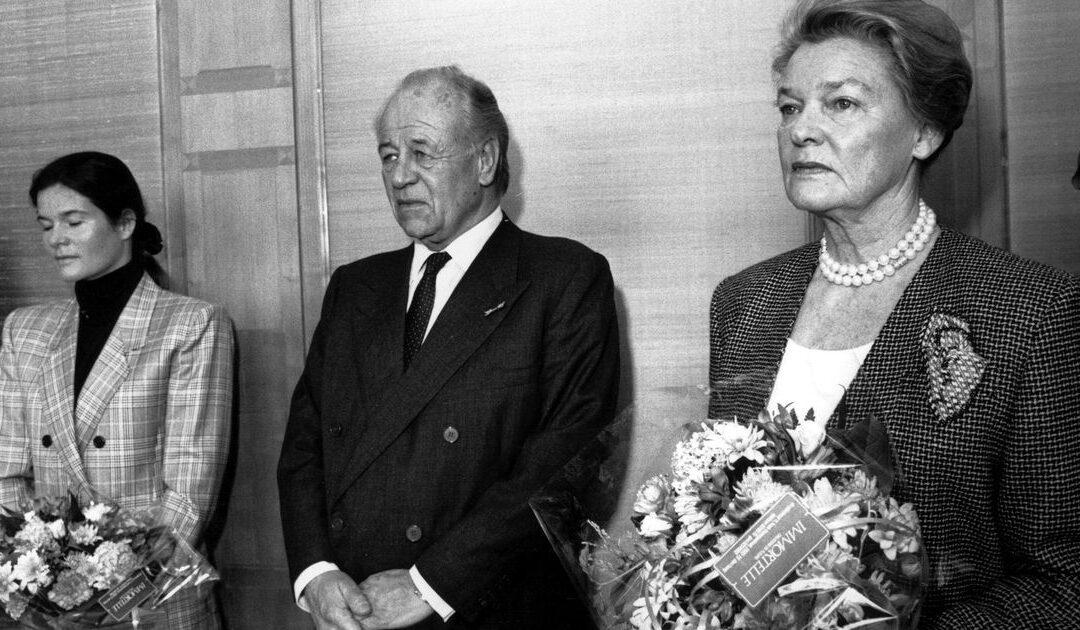 Weduwe van Freddy Heineken overleden