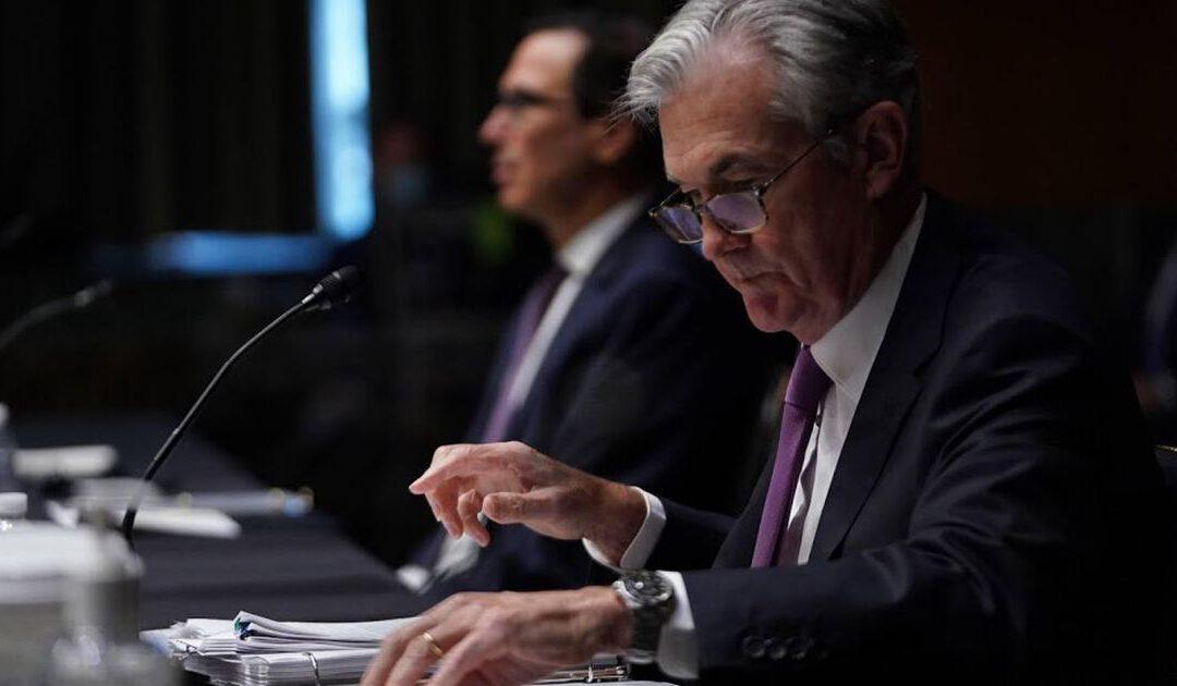 Fed-baas Powell: nog veel onzekerheden ondanks coronavaccins