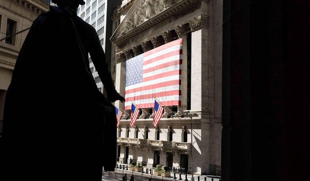 Overwegend winsten op Wall Street ondanks onrust in Washington