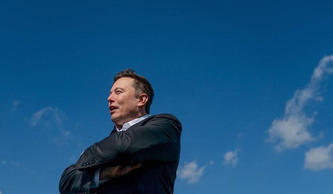 Tweet Musk zet 'verkeerd' Signal 12.000 procent hoger op beurs