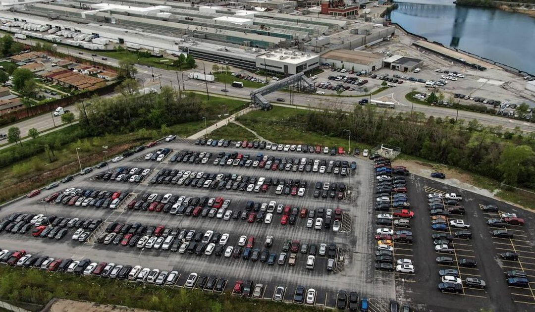 Autoverkopen in VS fors gedaald in 2020 door coronacrisis