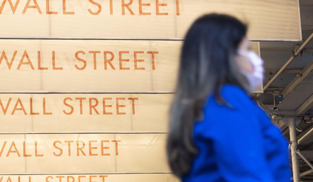 Wall Street verliest terrein op wisselende kwartaalresultaten