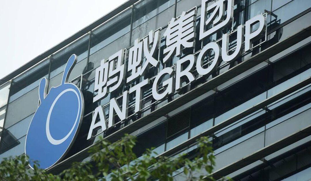 'China wil gebruikersgegevens van betalingsbedrijf Ant Group'