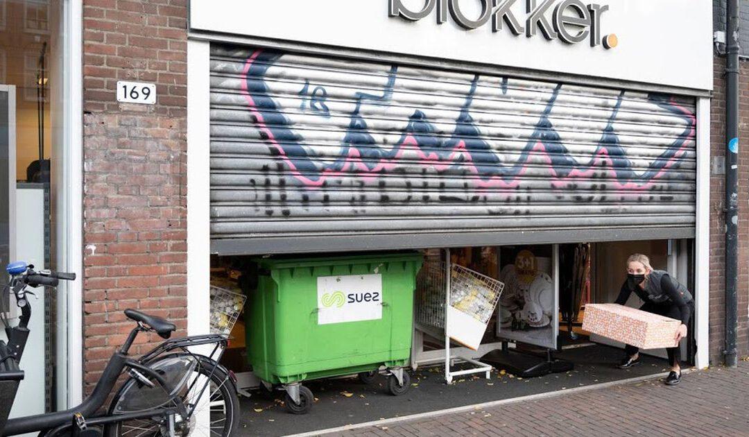 Geen doorstart voor voormalige Blokker-winkels in België