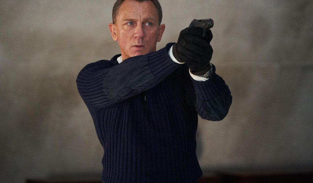 James Bond moet bioscopen redden in 2021