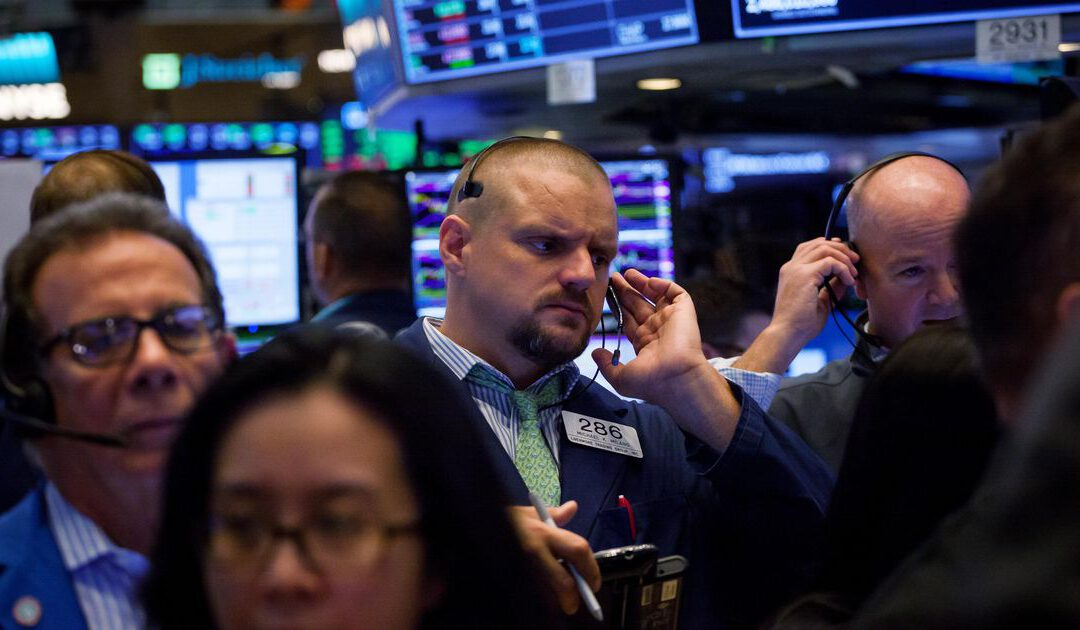 Wall Street hard omlaag door oplopende rente