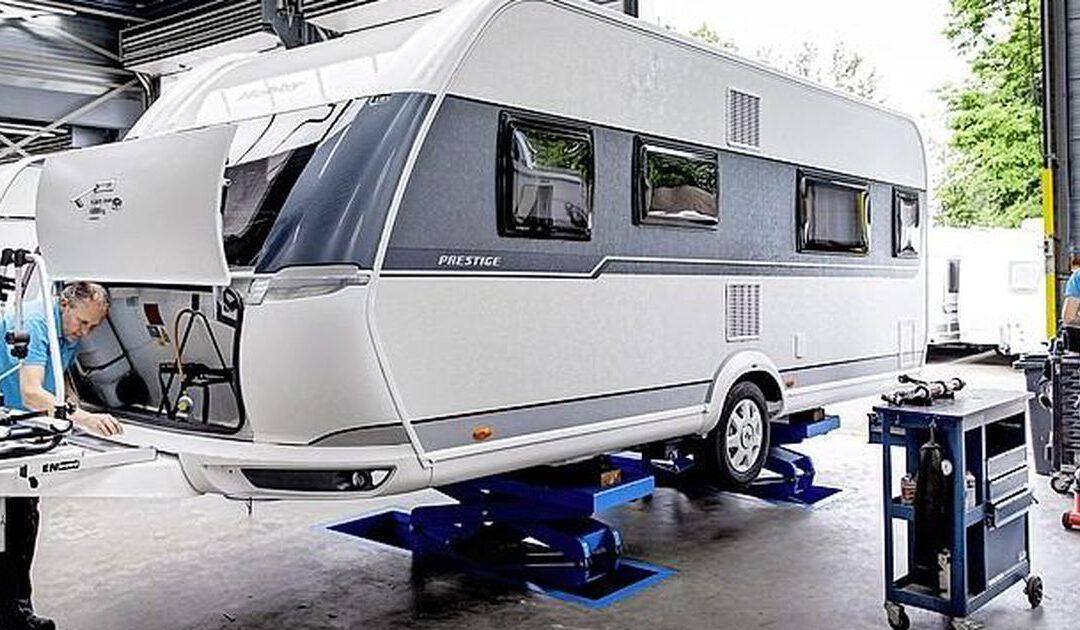 Campers en caravans zijn na topjaar opnieuw niet aan te slepen