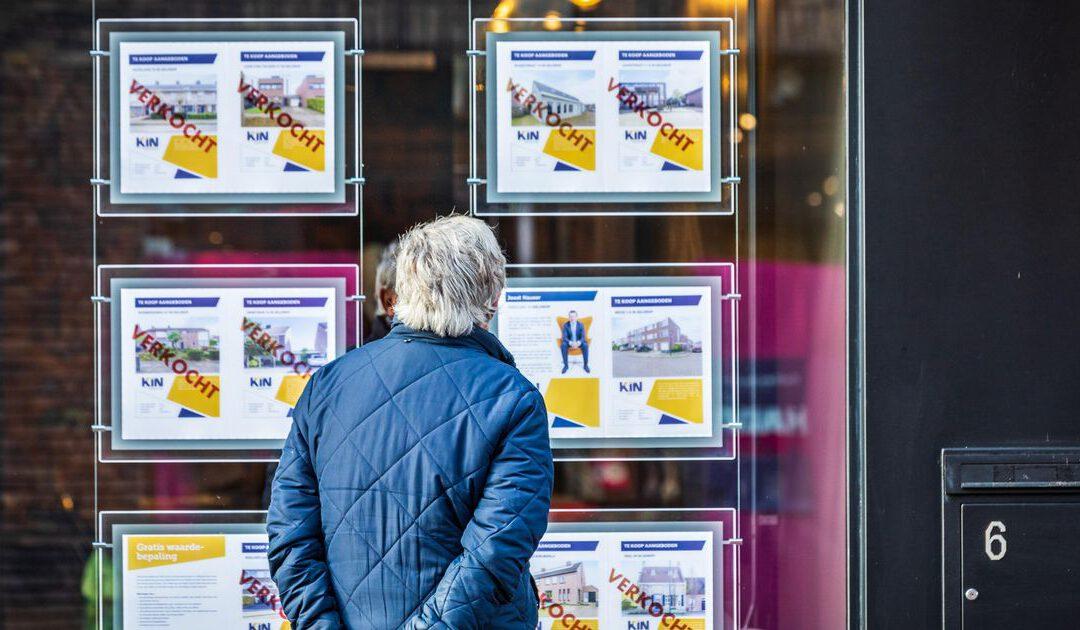 Flink meer hypotheekaanvragen van 55-plussers