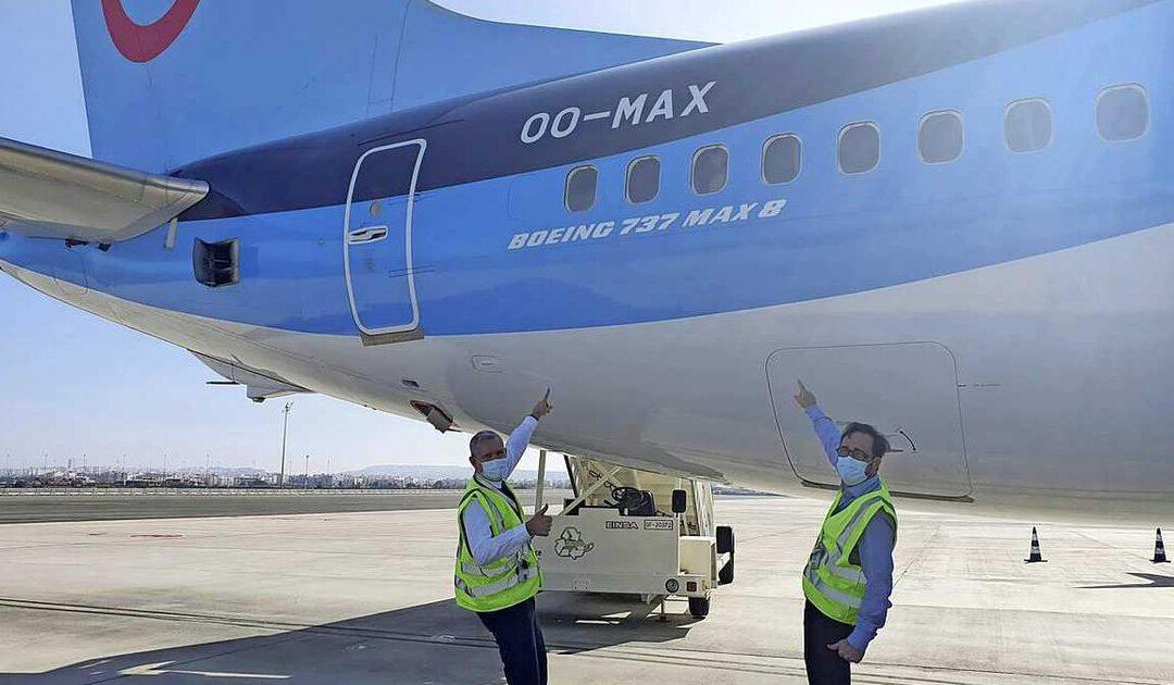 Coulance voor klant die geen Max wil vliegen