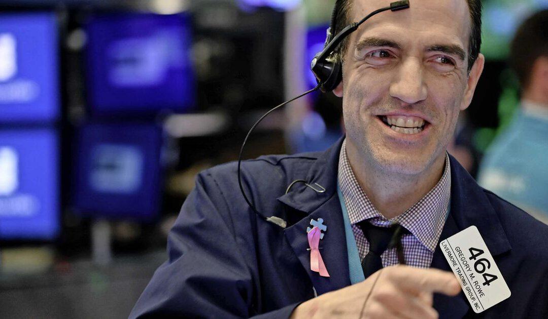 Wall Street stevig in de lift; aderlating GameStop