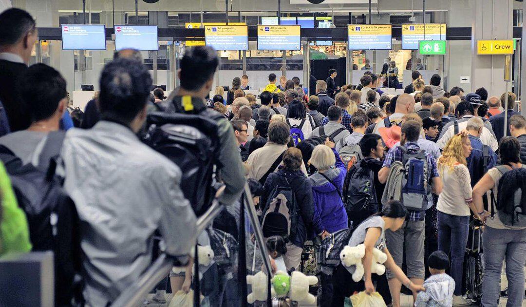 Column: taboe over inperken immigratie