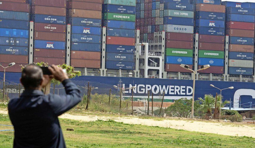 Topoverleg moet containerinfarct voorkomen