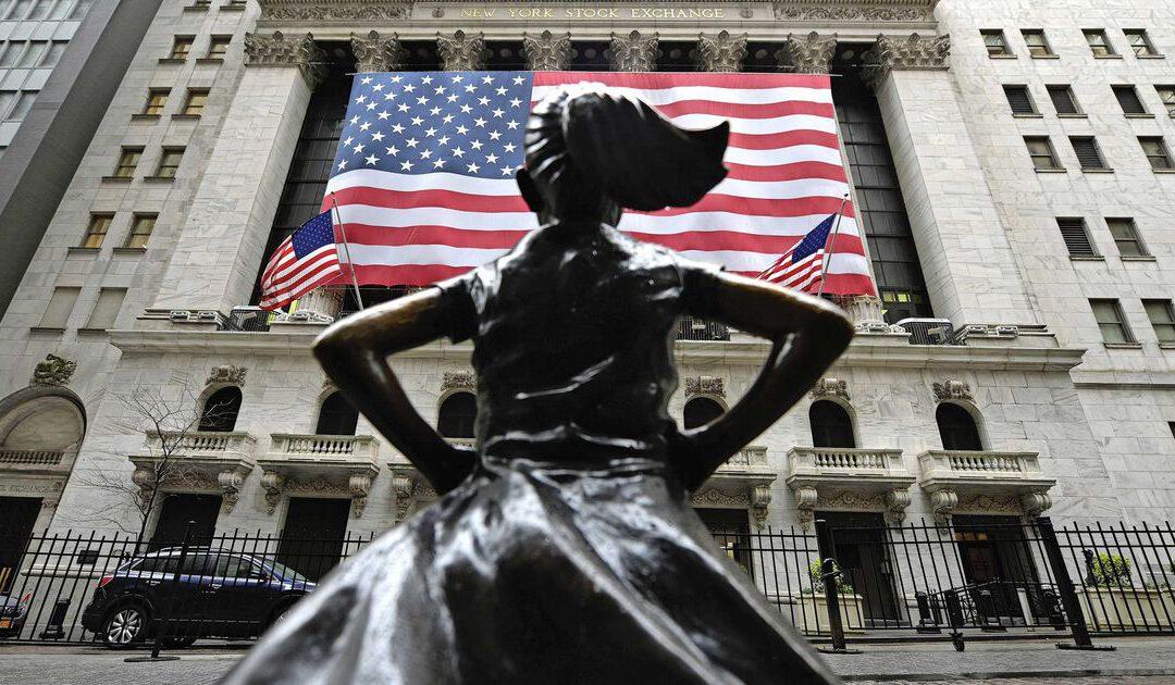 Wall Street flink hoger het weekend in