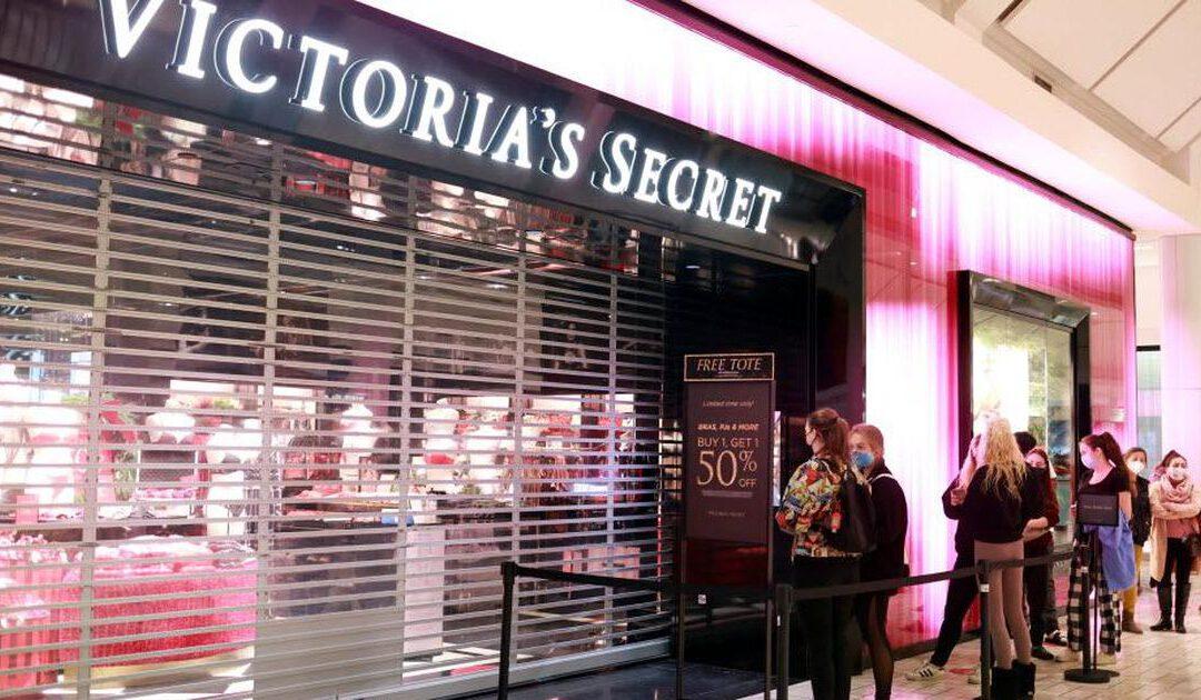 Amerikanen spekken Victoria's Secret met hun noodsteun