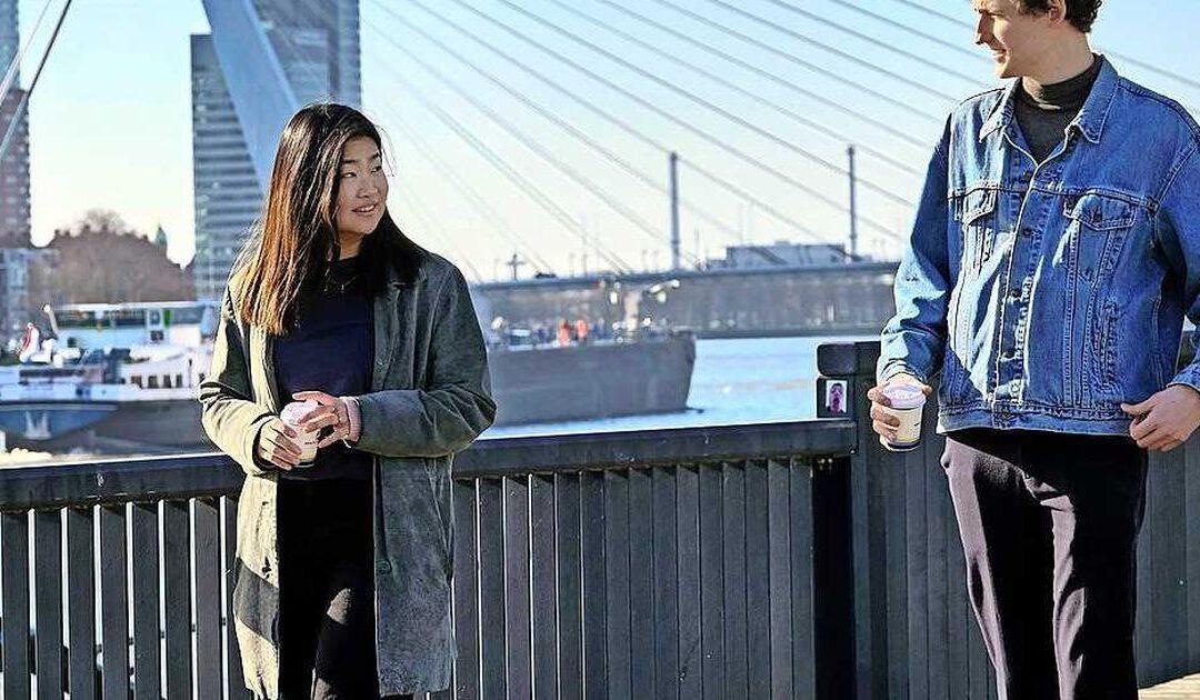 Alternatieve datingapp met focus op romantiek door wandelen