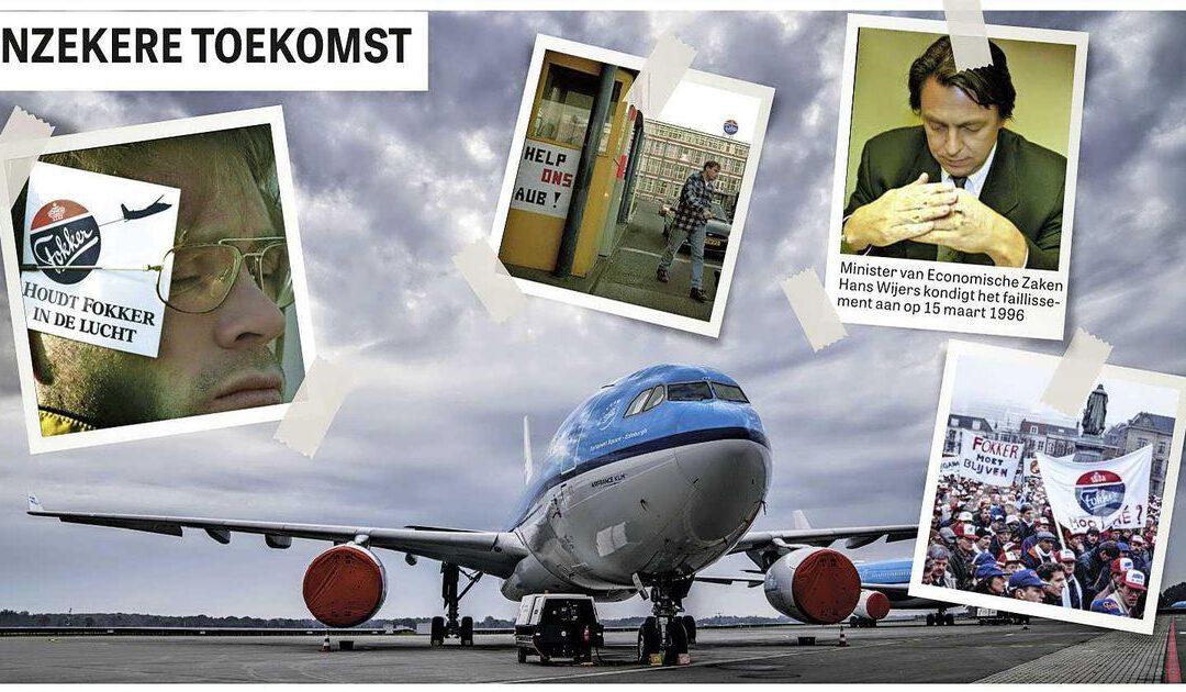 'Duidelijk KLM-plan moet Fokker-drama voorkomen'
