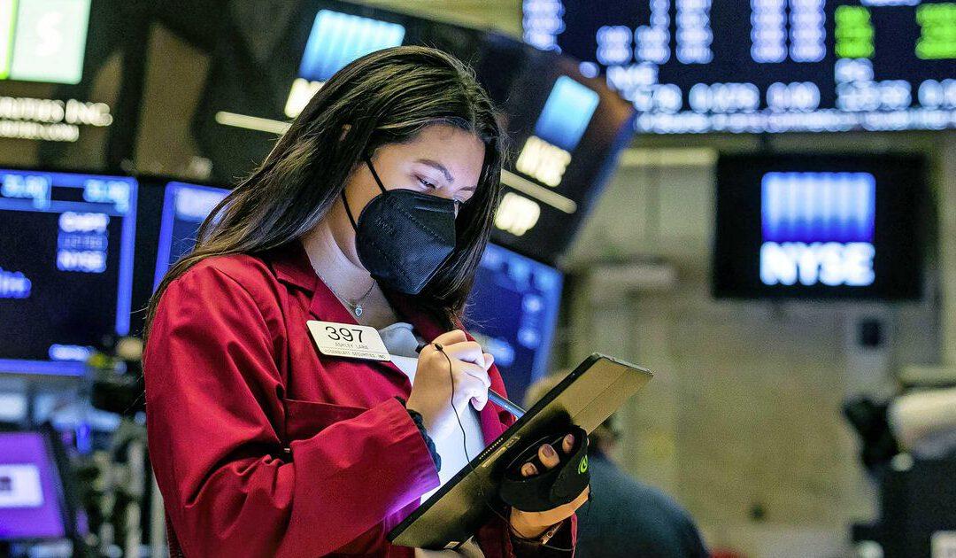 Grote beleggers duiken nog even in warm bad aandelen