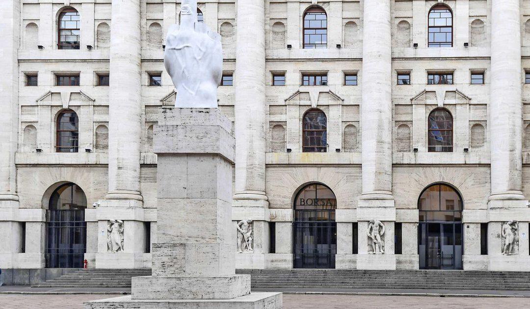 'Druk om overname beurs Milaan door Euronext te vertragen'