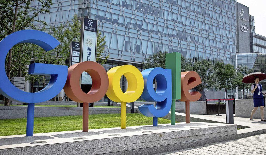 Forse groei online advertenties stuwt omzet moeder Google