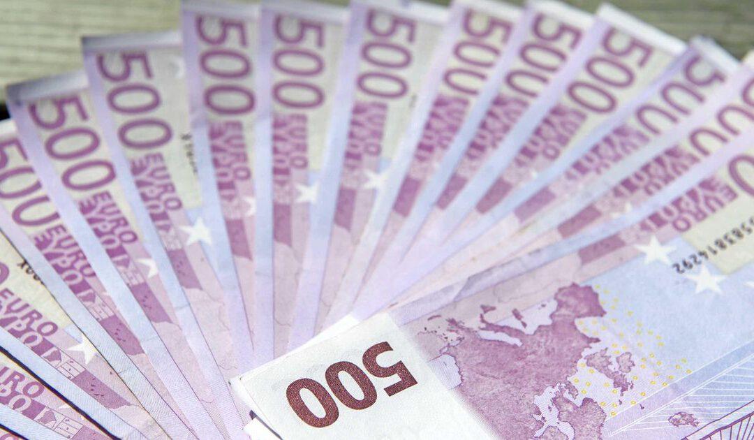 Nog 400 miljoen 'penozebiljetten' in omloop