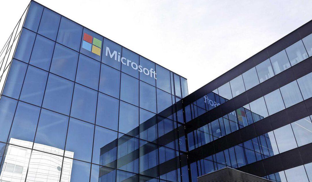 Animo clouddiensten helpt Microsoft bij opvoeren omzet