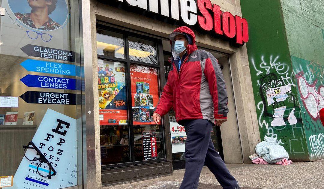 GameStop en Shell favoriet bij particuliere beleggers
