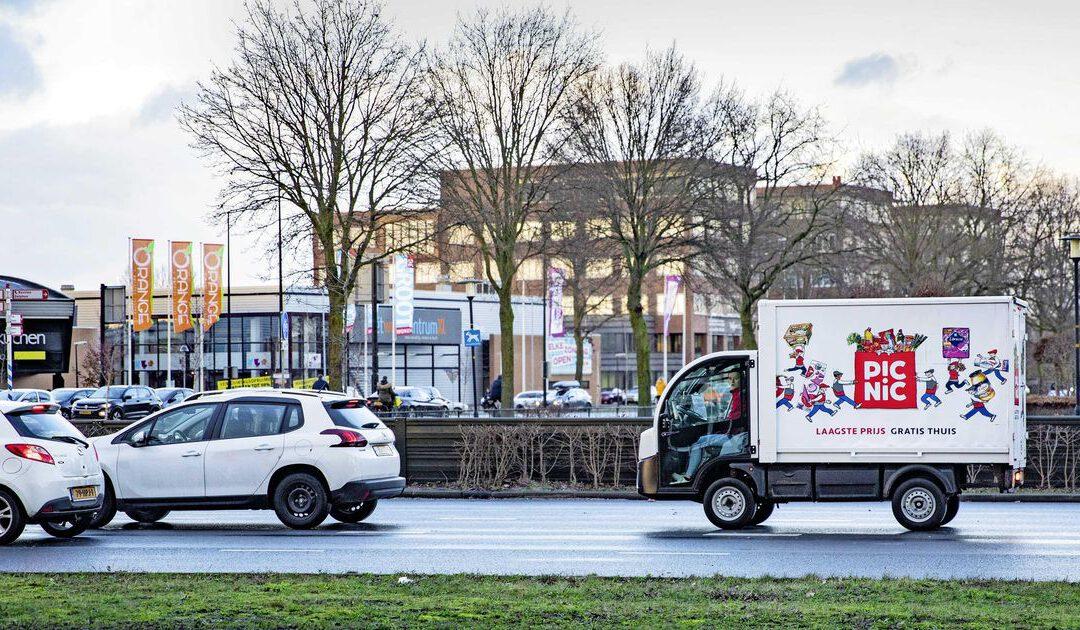 Rechter: blokkade Picnic in Nieuwegein 'onrechtmatig'