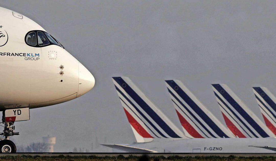 Akkoord over herfinanciering Air France
