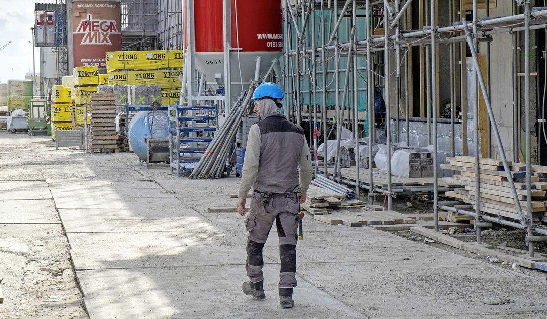 Nieuwbouwhuizen in trek: verkoop met 29 procent gestegen