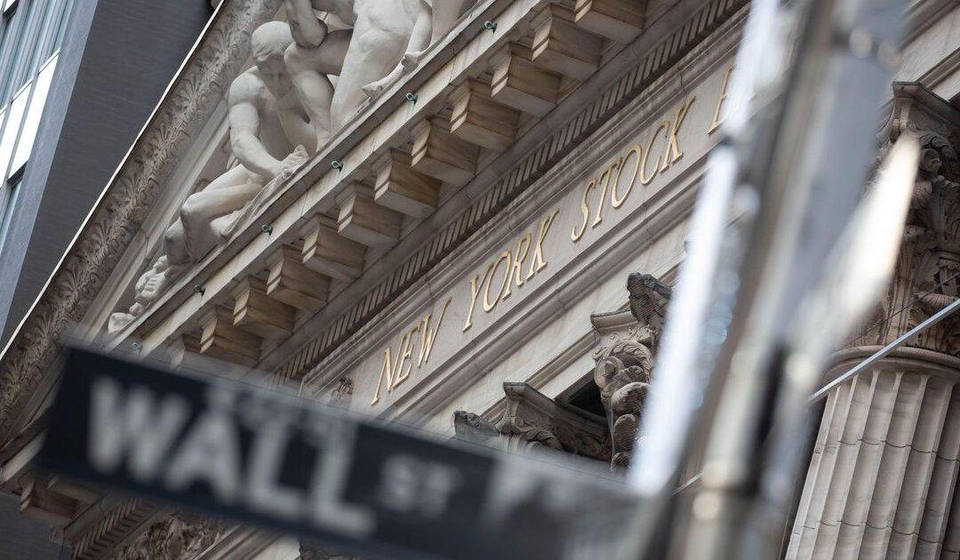 Matig debuut Coinbase op zwak Wall Street
