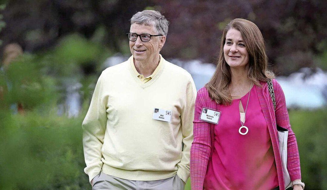 Bill en Melinda Gates gaan scheiden