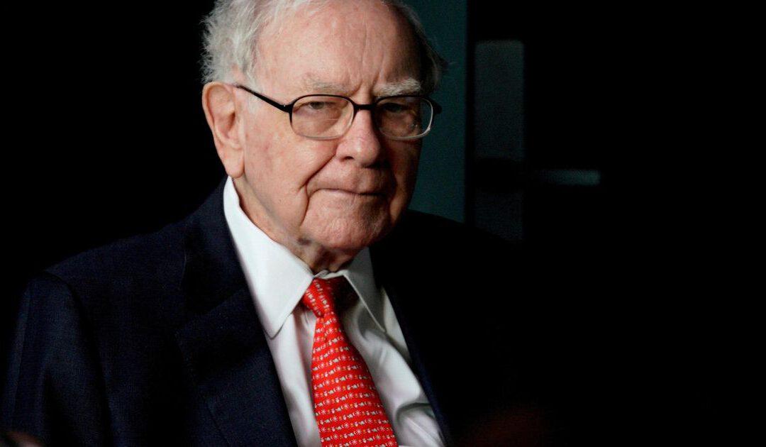 Aandeel Berkshire Hathaway te veel waard voor Nasdaq
