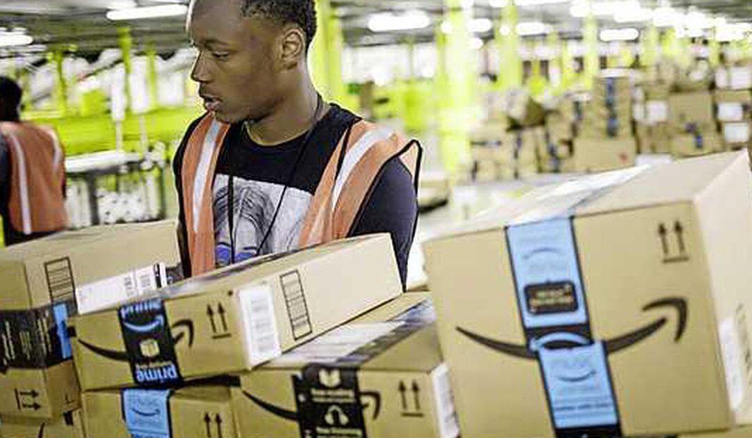 Amazon geeft gevaccineerde sollicitanten een bonus