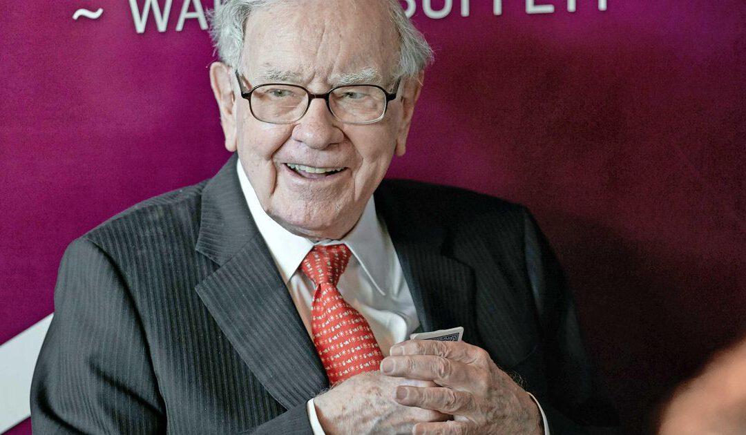 5 tips van miljardair Warren Buffett voor beleggers