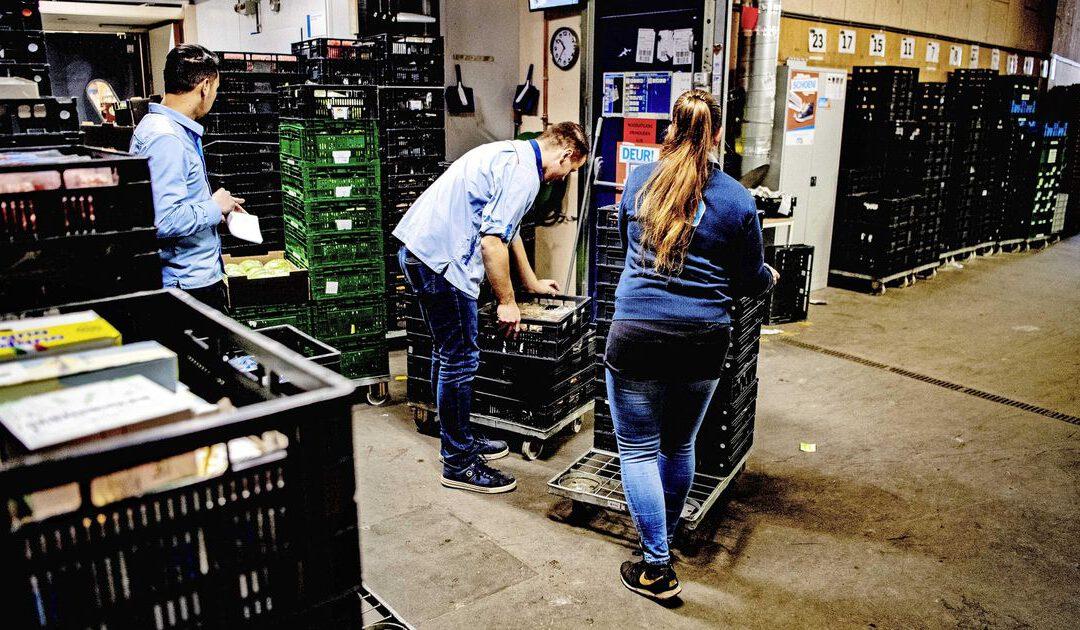 Albert Heijn zet deur open naar meer vaste banen in distributiecentra