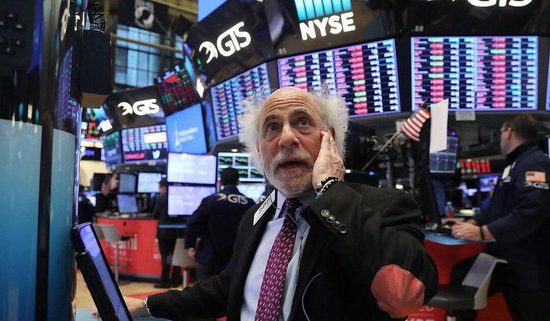 Wall Street onderuit na inflatiecijfers