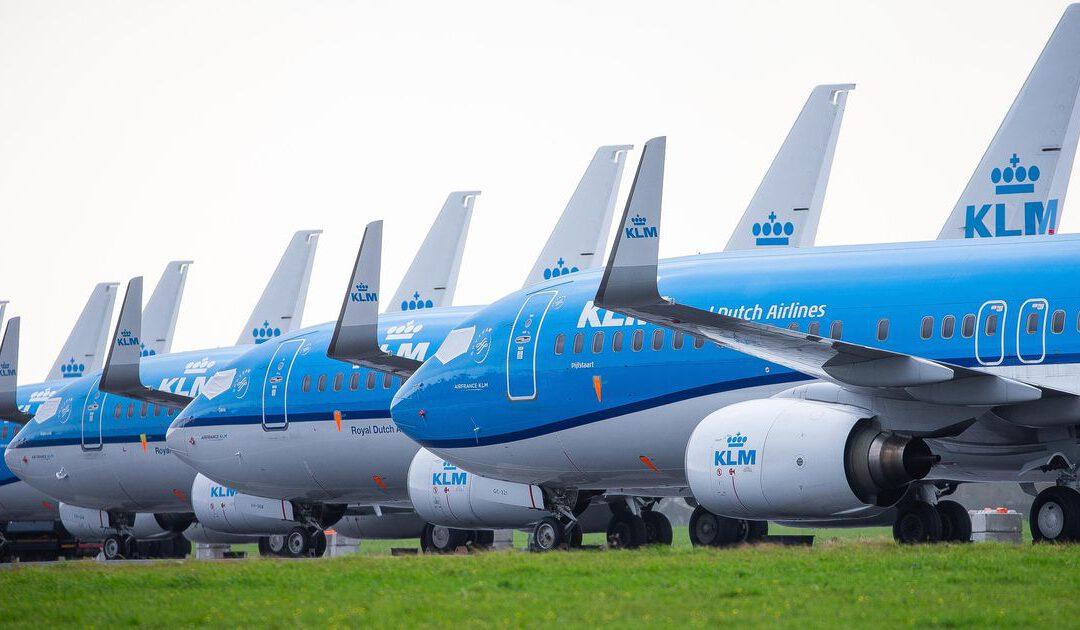 Rechter voert druk op bij KLM