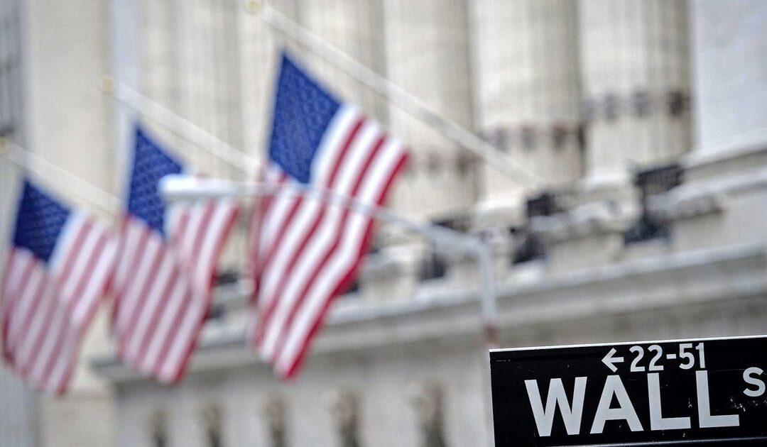 Walmart wint op lager Wall Street