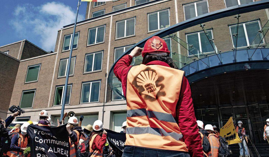 Analyse: Shell kop van Jut bij historische klimaatzaak
